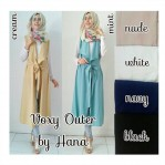 Cardigan Baju Muslim Voxy Outer Voxy Outer
