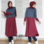 Baju Muslim Modern Raisya Mini Dress