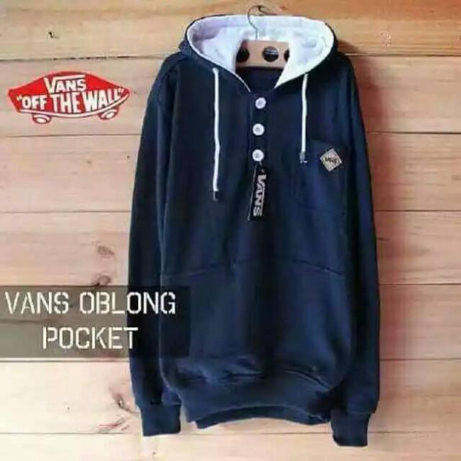 Jaket Dan Sweater Vans Oblong