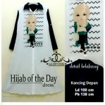 Jual Baju Hijab HOTD Dress Van