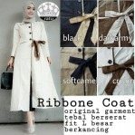 Jaket Couple Ribbon Coat
