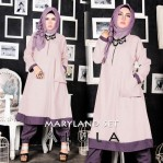 Baju Muslim Modern Maryland Set