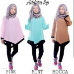 Baju Rajut Sweater Addara Top