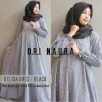 Baju Hijab Modern Delisa Dress