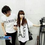 Jual Baju Muslim Long Paris
