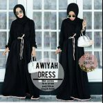 Baju Hijab Murah Awiyaah Dress