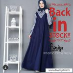 Grosir Busana Muslim Khansa Dress