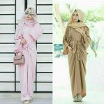 Grosir Busana Muslim Acara Dress