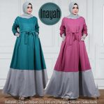 Busana Muslim Terbaru New Inayah Dress