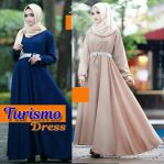Baju Hijab Modis Turismo Dress