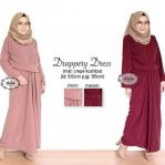 Jual Baju Hijab Drapery Dress