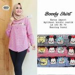 Baju Hijab Murah Body Shirt