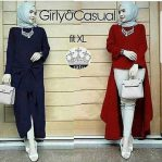 Baju Hijab Murah Girly Casual