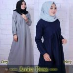 Baju Hijab Modis Amira Dress VG