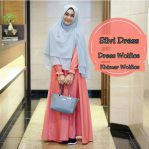 Jual Baju Muslim Silvi Dress
