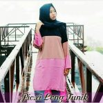 Picxi Long Tunik