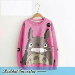 Baju Hijab Murah Rabbit Sweater
