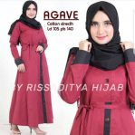 Jual Baju Muslim Agave Dress vg