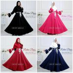 Jual Baju Hijab Raline Dress