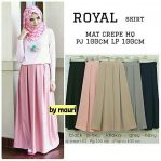 Baju Hijab Modis Royal Skirt