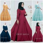 Grosir Busana Muslim Sheila Dress