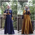 Jual Baju Muslim Tania Dress