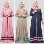 Baju Muslim Modern Qonita Dress