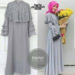 Grosir Pakaian Hijab Loveress Dress