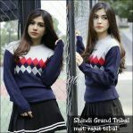 Baju Rajut Online Shindi Grand Tribal