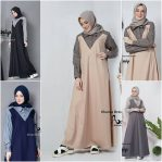 Busana Muslim Terbaru Khansa Dress