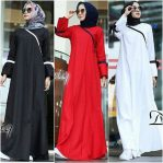 Busana Hijab Murah Dominiq Dress