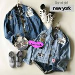 Busana Muslim Terbaru New York Jacket