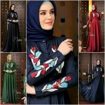 Jual Baju Muslim New Naila Dress