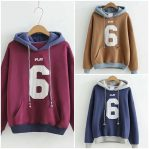 Baju Hijab Modis Play 6 Sweater