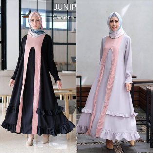 Busana Hijab Murah Caeera Dress