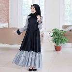 Busana Hijab Murah Tiwi Dress