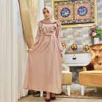 Busana Muslim Terbaru Lisa Dress