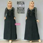Jual Baju Muslim Ritza Over All