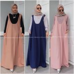 Baju Muslim Modis Amily Dress