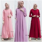 Busana Hijab Murah Esensial Dress