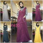 Pakaian Hijab Murah Sandra Dress