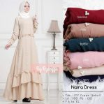 Baju Hijab Modern Naira Dress