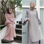 Baju Hijab Terbaru Corn Dress