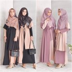 Jual Baju Muslim Runa Dress