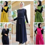 Baju Muslim Modis Dress Kensi