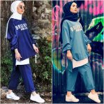 Baju Muslim Modis Brighter Set