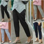 Busana Muslim Modis Basic Pearl Pants