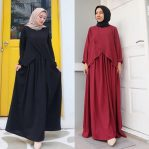 Busana Muslim Modis Tamira Dress