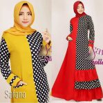Grosir Baju Hijab Savana Dress
