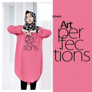 Pakaian Hijab Murah Art Perfection